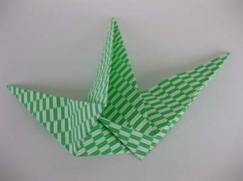 Оригами Ствол для лилии