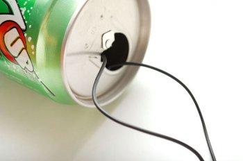 Как сделать MP3 усилитель из банки