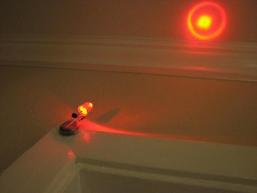 Светодиод реагирующий на свет