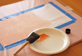 Как сделать оригинальный принт на ткани