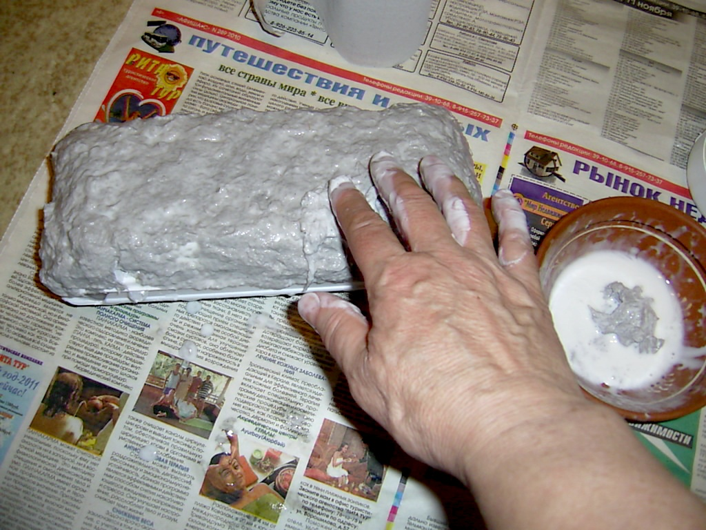 Шкатулка для бисера своими руками