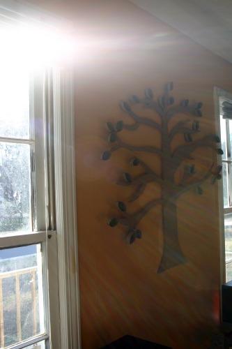 Как сделать дерево из подручных материалов