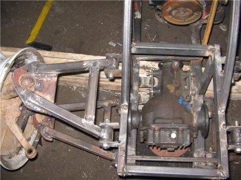 Квадроцикл 4х4 на базе ОКИ