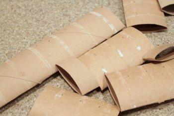Настенные бумажные поделки
