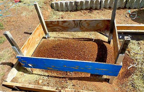 Сито для сада своими руками