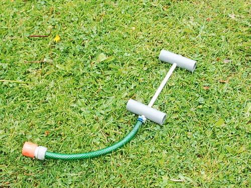 Простой водный разбрызгиватель