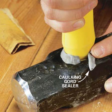 Как заменить рукоятку инструмента