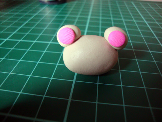 Лепка из полимерной глины: брелок