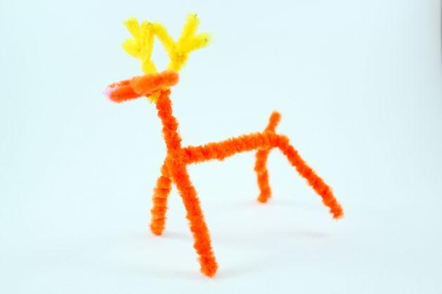 Как сделать игрушку-оленя