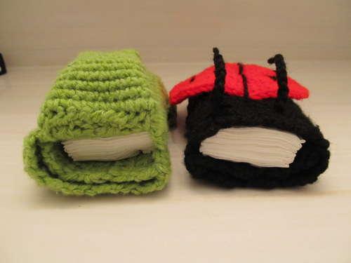 Игрушка для хранения носовиков
