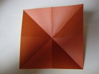 Оригами бантик