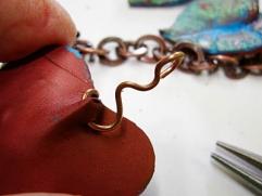 Бижутерия своими руками: бронзовое ожерелье