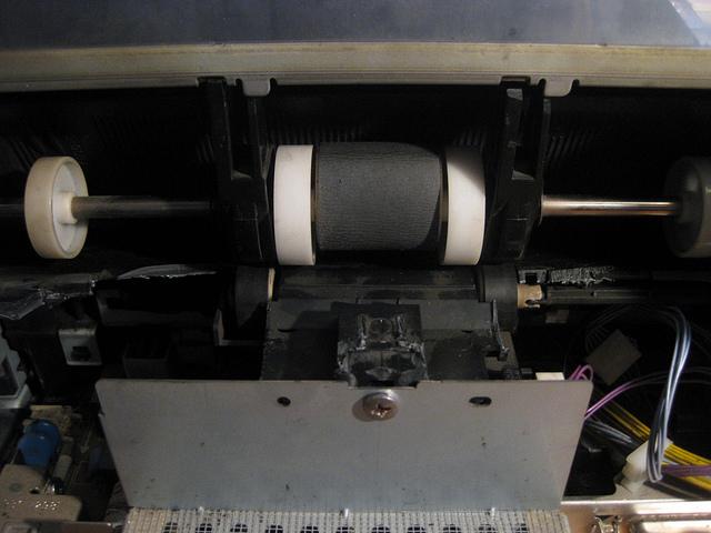 Прямая печать плат на текстолите