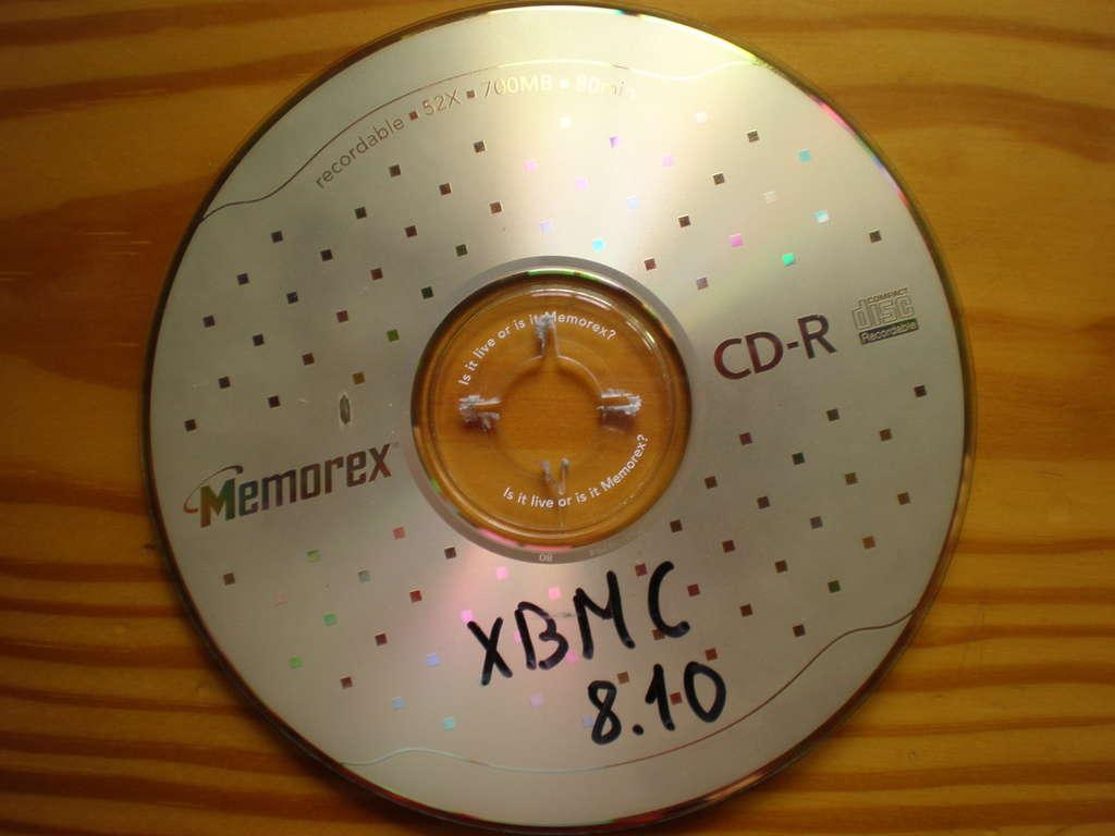 Волчок из компьютерного диска