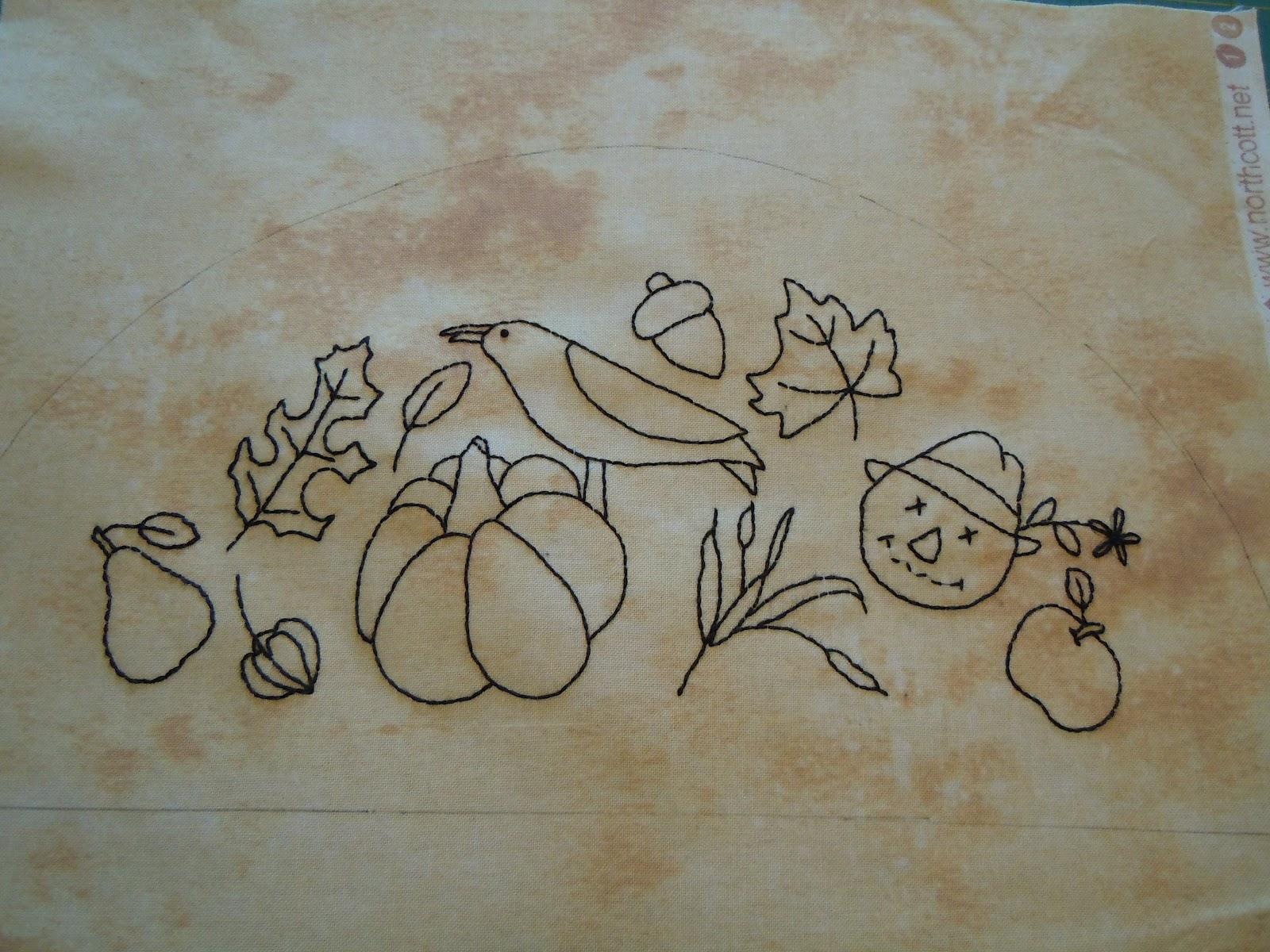 Подушка «Осеннее настроение» для декора интерьера
