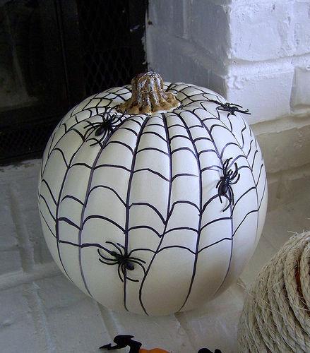 Готовим тыкву на Хэллоуин