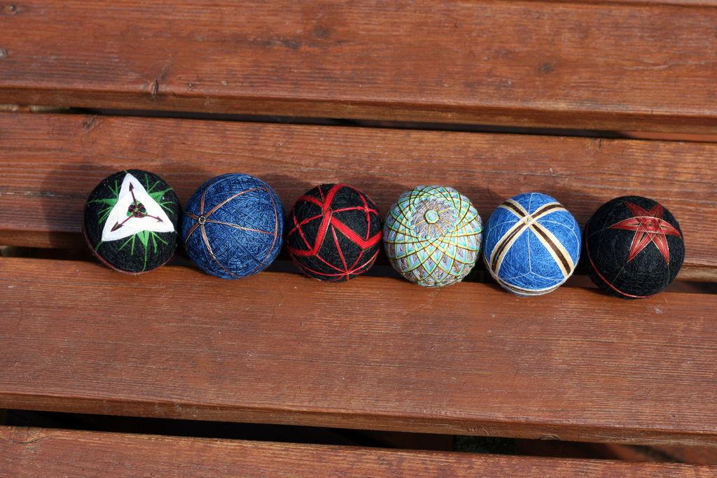 Как сделать декоративные шары своими руками