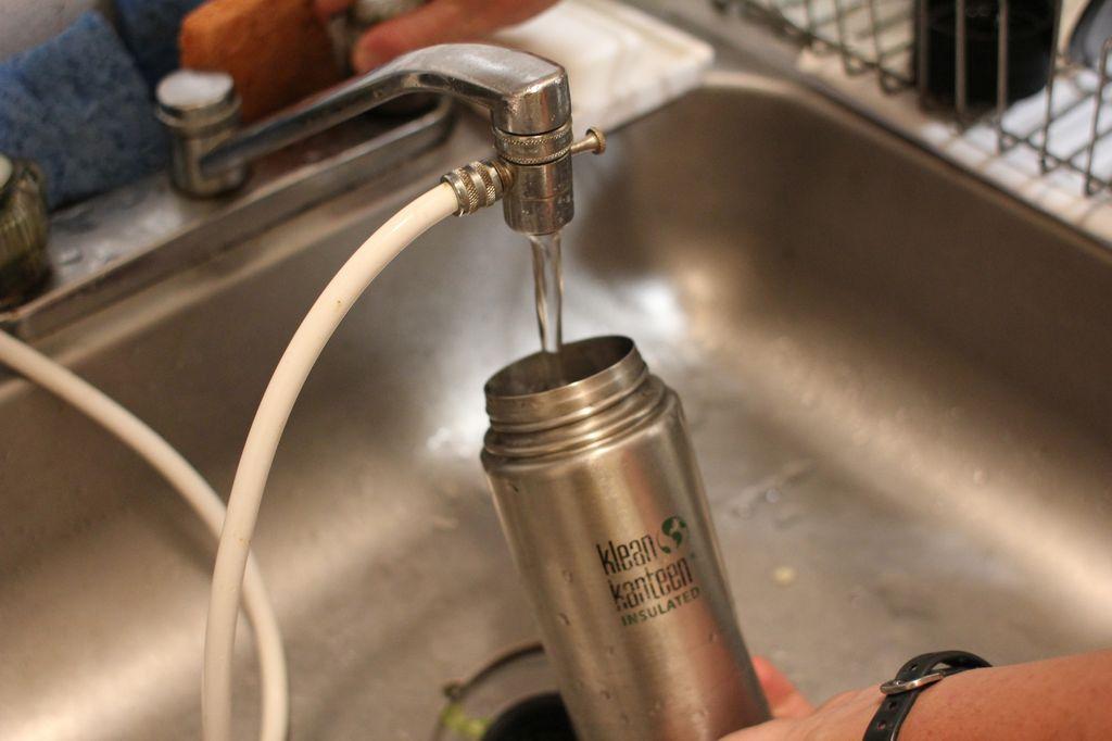 Как очистить термос своими руками