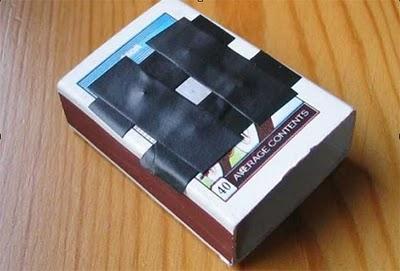 Как сделать фотоаппарат из спичечного коробка