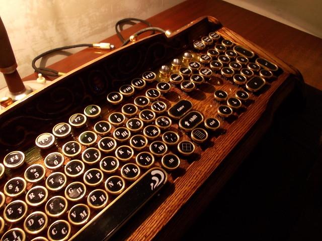 Моддинг клавиатура своими руками