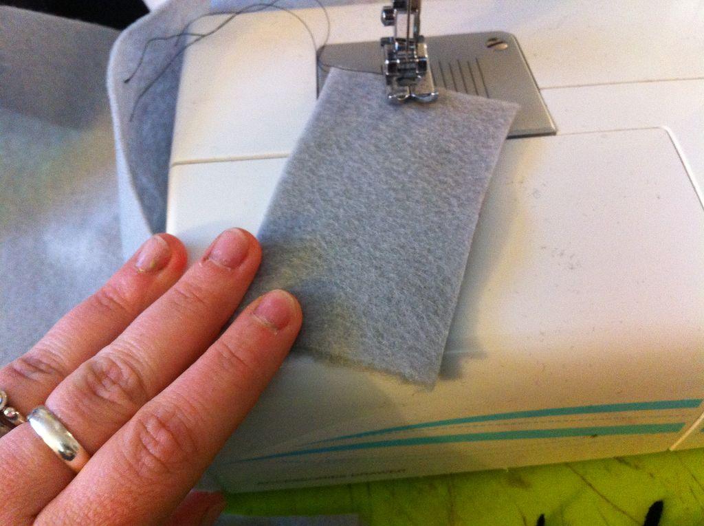 Аппликация из ткани – оригинальный вариант заплатки