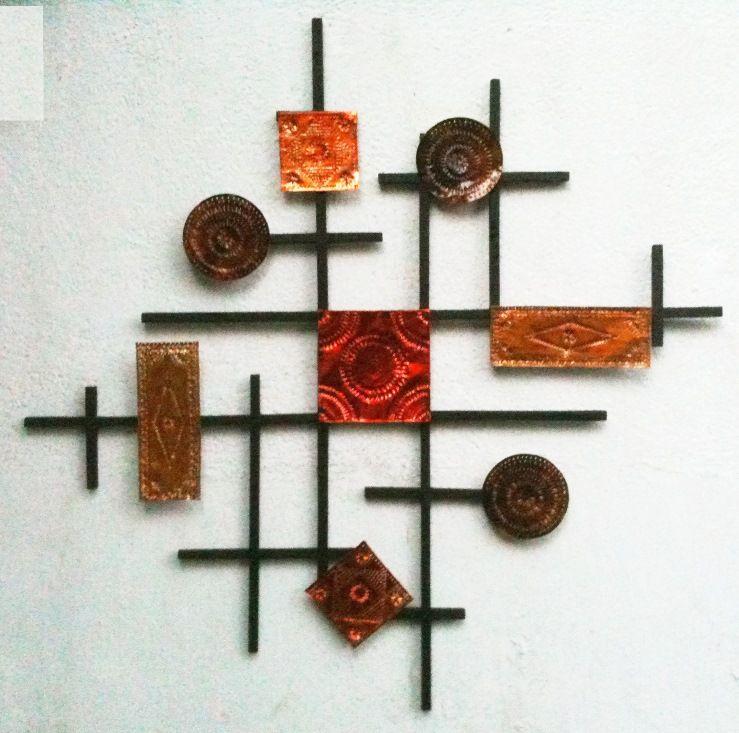 Украшение для стен из металла