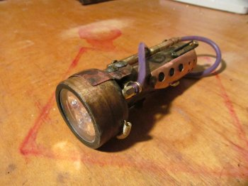Самодельный фонарик