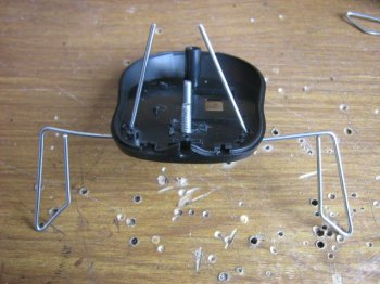 Скорпион из компьютерной мыши