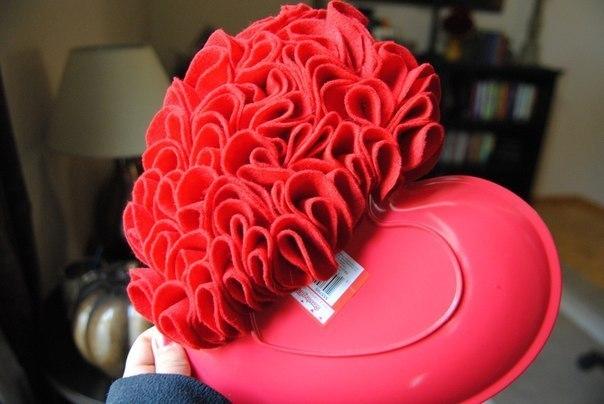 Романтичное сердце – лучший подарок на День Валентина