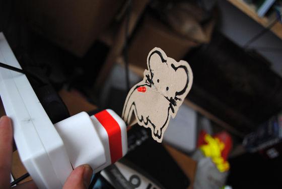 Украшение для вилки USB