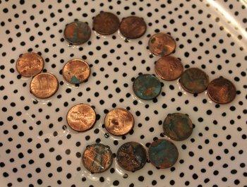 Поделки из монет