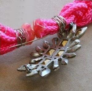 Плетение пояска