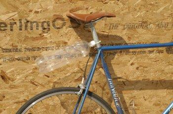 Крыло для велосипеда своими руками