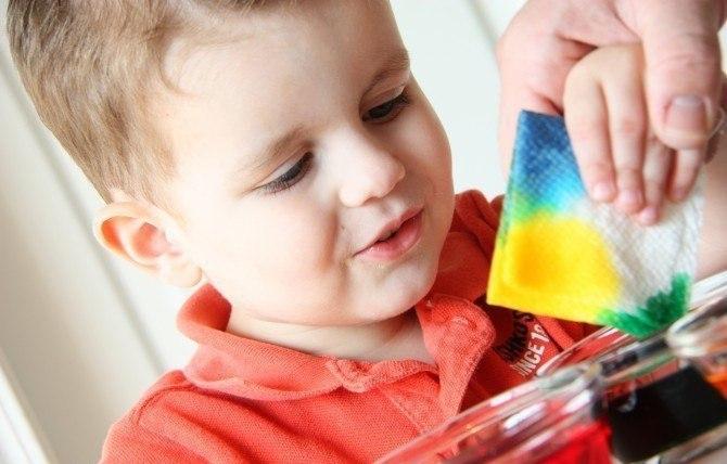 Бабочки – бумажные поделки для детей