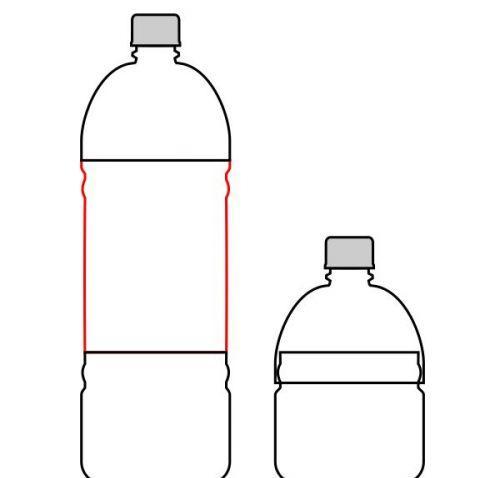 Самодельный контейнер из ПЭТ бутылки