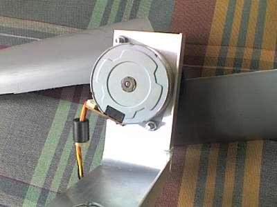 Самодельный ветрогенератор из шагового двигателя