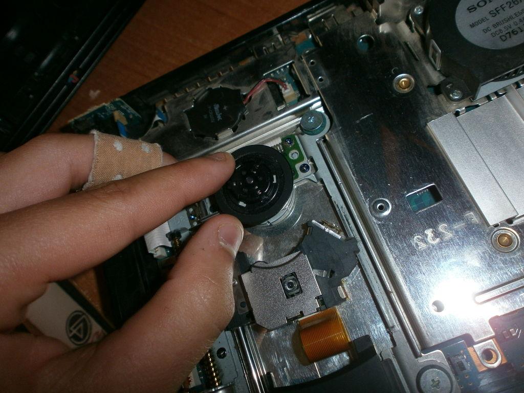 Как почистить Playstation 2