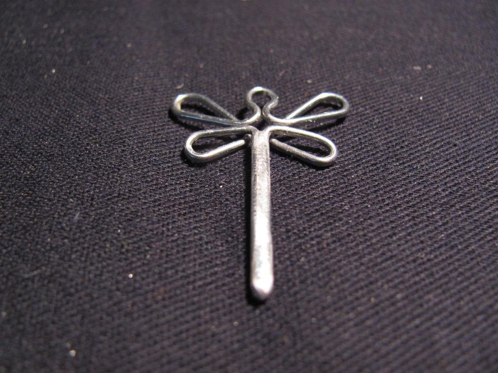 Как сделать ожерелье из скрепок