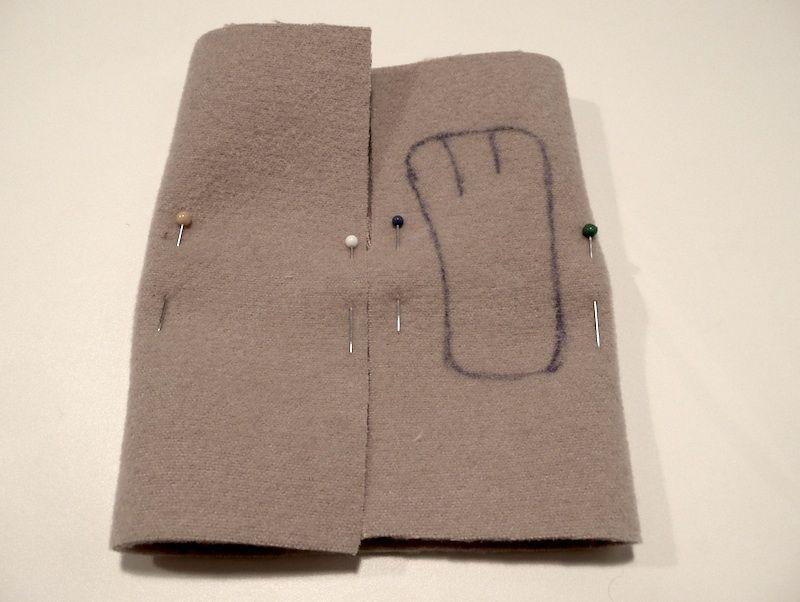Мягкая игрушка-ежик своими руками