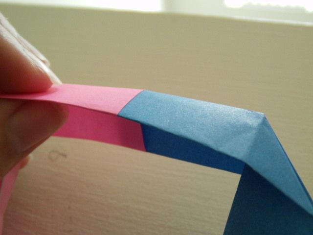Пружинка слинки из бумаги