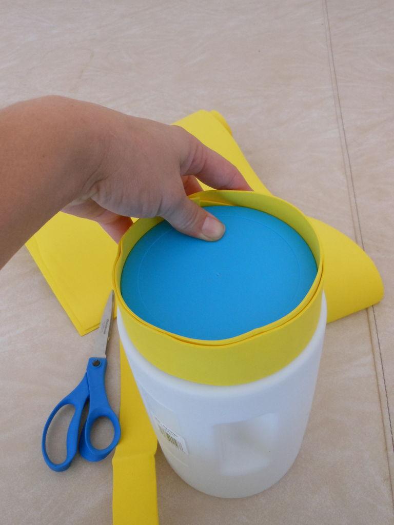 Забавный детский рюкзак своими руками