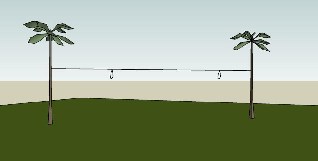 Как сделать надежный брезентовый навес