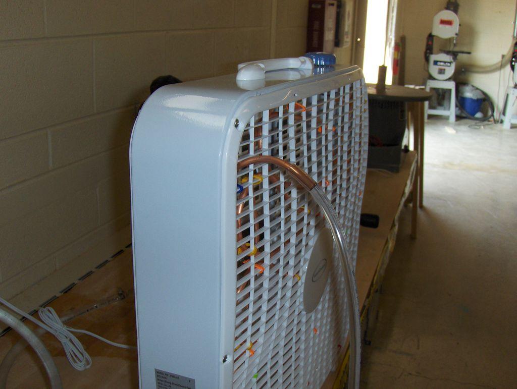 Создаем кондиционер в домашних условиях