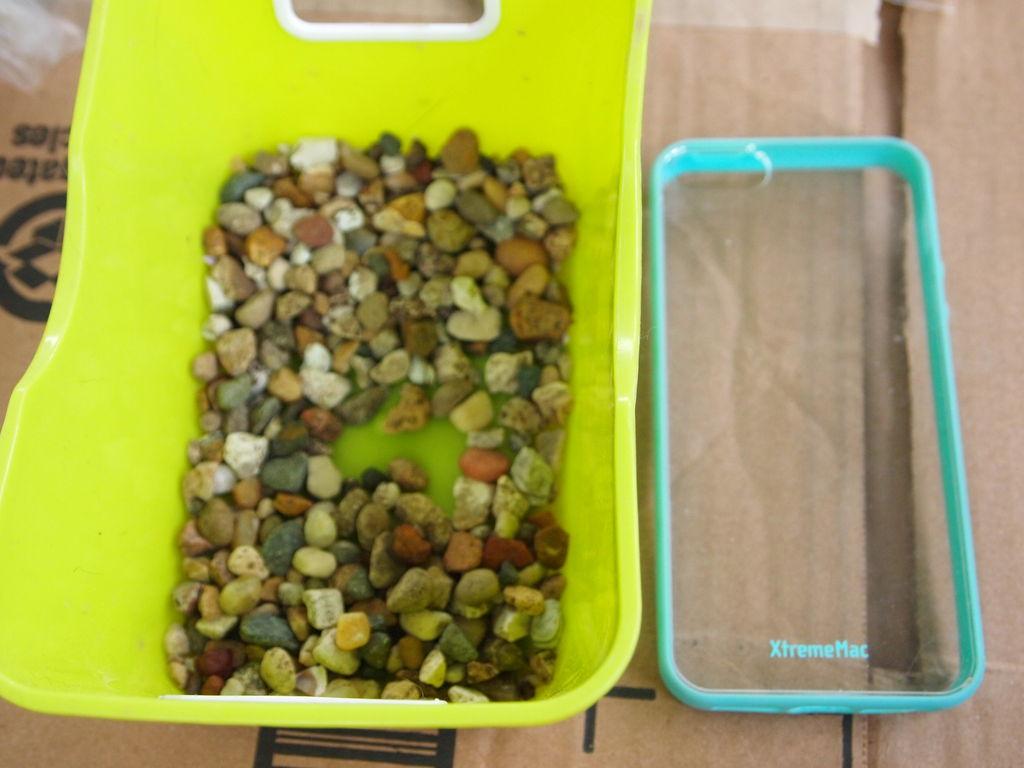 Делаем чехол с каменным покрытием для iPhone