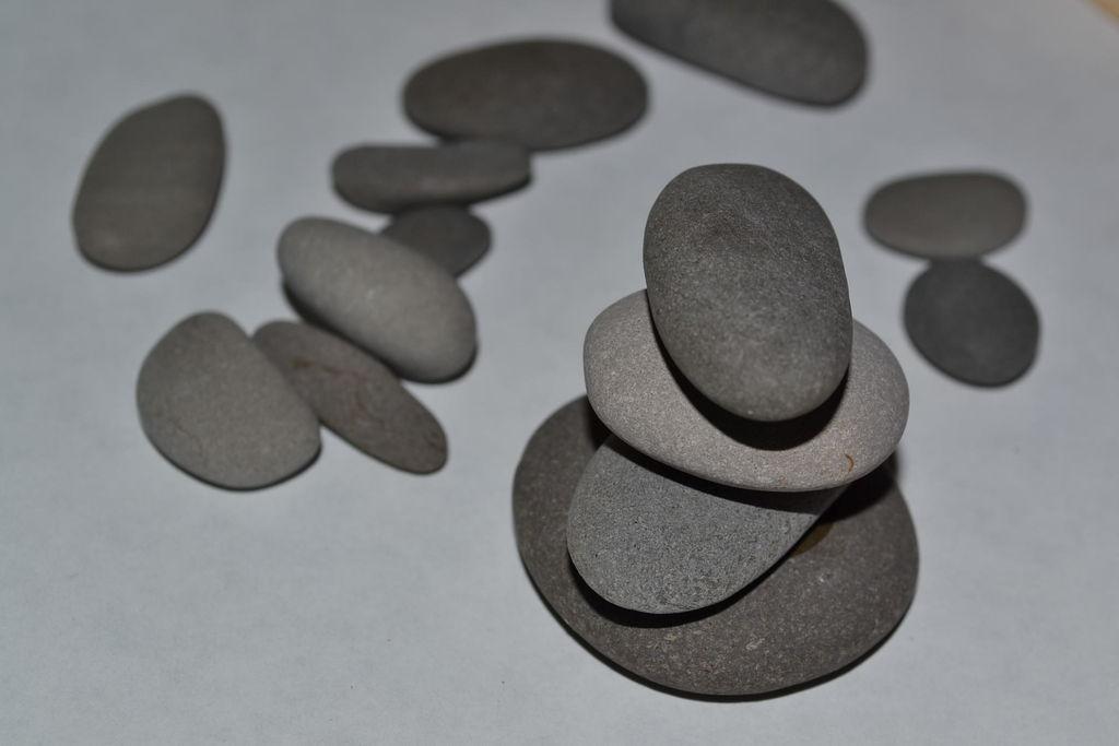 Садовые каменные башенки (Ометто)