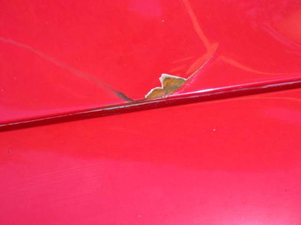 Как предотвратить появление ржавчины на корпусе автомобиля