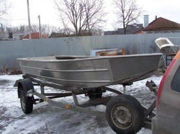 Мои самодельные алюминиевые лодки