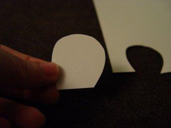 Простые бумажные цветы