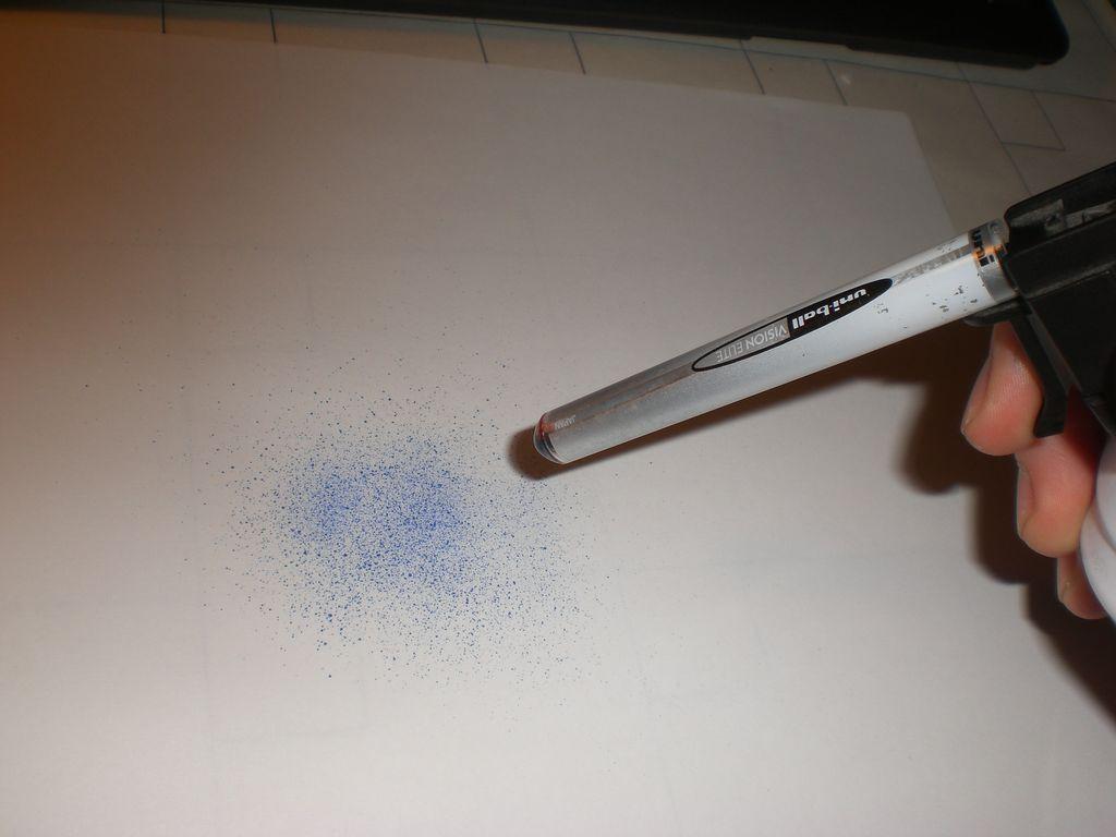 Как сделать мини-баллончик с краской