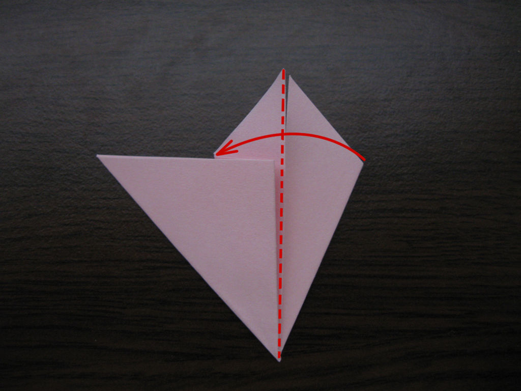 Цветочный шар — оригами